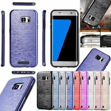 Hybrid Slim Clear Shockproof Protective Hard Case Cover Skin For Samsung Galaxy