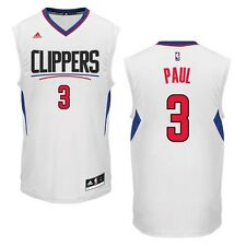 NBA Los Angeles Clippers Chris Paul Basketball Shirt Jersey Vest