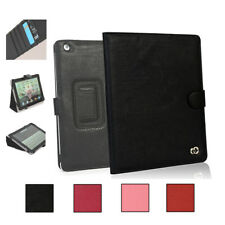 KroO Portfolio Cover Case w/ Card Holders for Apple iPad (2nd, 3rd and 4th Gen)