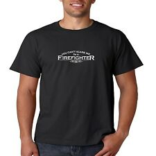 You Cant Scare Me Im A Firefighter T Shirt EMS EMT Paramedic Rescue Volunteer