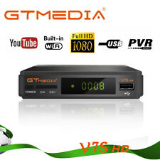 Freesat V7 1080P DVB-S2 Digital Satellite TV Receiver HDMI IKS PVR + 2dbi Wifi