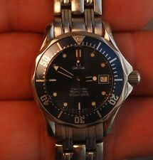 OMEGA SEAMASTER Professional 1424 quartz ladies watch,working condition
