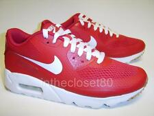Nike Air Max 90 Ultra University Red White Mens Trainers 819474 601 UK 6 9.5