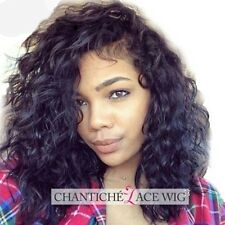 Brazilian Remy Human Hair Wigs Curly Short Bob Glueless Lace Front Wig For Women