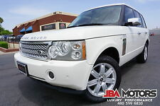 2008 Land Rover Range Rover 08 Range Rover HSE LUX Full Size SUV ONLY 73k Miles!
