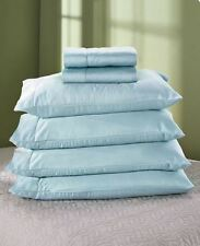1,000 Thread Count Sheet Set Flat Fitted Pillowcases King Queen Bed Bedding New