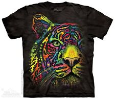 New The Mountain Rainbow Tiger T Shirt