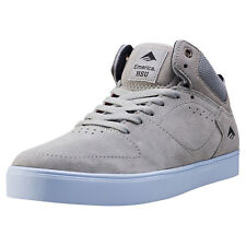 Emerica The Hsu G6 Mens Trainers Grey White New Shoes