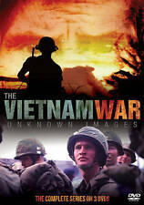 The Vietnam War: Unknown Images - The Complete Series,  3-Disc Set Region 1