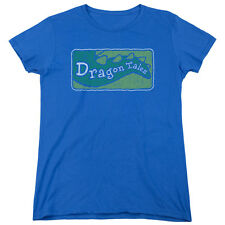 Dragon Tales TV Show LOGO DISTRESSED Licensed T-Shirt All Sizes