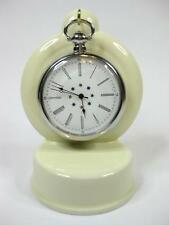 CREAM Ceramic Pocket watch stand watch display stand (choice of 3 colours)