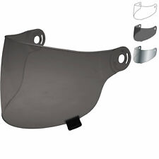 Bell Riot Visor Replacement Spare Helmet Shield Clear Smoke GhostBikes