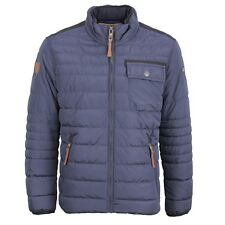 Camel active Men Winter Bomber Jacket Quilted jacket navy blue 4X23 430650 43