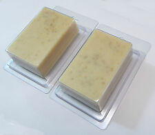 Goat Milk Oatmeal Colloidal Honey Handmade Soap Facial Cleanser 2 Bars All Skin