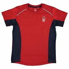 Nottingham Forest FC T-Shirt Source Lab Infants Red Football Soccer Top Tee
