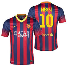 NIKE LIONEL MESSI FC BARCELONA HOME JERSEY 2013/14.