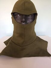 Original British Military Issue Armoured Vehicle Flash Hood Excellent Condition