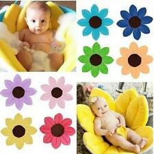 Blooming Bath For Baby Infant Flower Lotus Petals  New Babies Washcloths Flowers