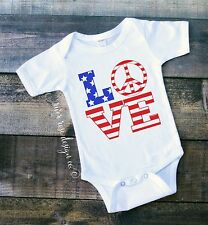 1st Fourth of July Outfit 4th of July Outfit 4th of July Shirt Babys 4th of July