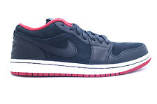 [629150-002] AIR JORDAN MENS AIR JORDAN 1 LOW NOUV MENS SNEAKERS AIR JORDANBLACK