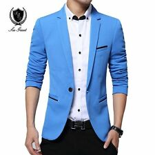 NEW Mens Fashion Brand Blazer casual Slim Fit suit jacket Male blazers Mens coat