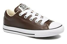 Kids's Converse Chuck Taylor All Star Street Slip Leather - Size Uk 11.5 Kids /