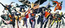 Alex Ross Justice Society From DC Comics