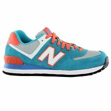 New Balance Classic Traditionnels Turquoise Womens Trainers