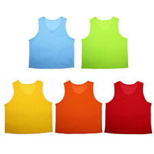 Children Youth Outdoor Sports Breathable Soccer Bib Volleyball Training Vest