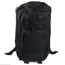 3P Military Tactical Backpack Oxford Sport Bag 30L for Camping Traveling Hike WT