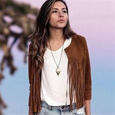2016 new designer natural brown leather jacket women soft pu leather coat laies
