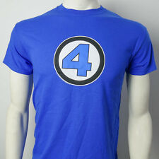 Marvel - Fantastic Four 4 T Shirt Size:S - NEW & OFFICIAL