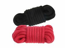 New Cosplay Strong Fantasy Fetish 30ft Soft Cotton Rope Strap Restraints Toy