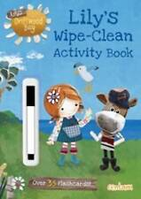 Lily's Wipe-Clean Activity Book by Centum Books (Paperback, 2016)