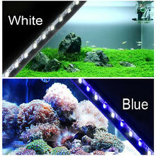 Aquarium Fish Tank LED Light Submersible Waterproof Bar Clip Strip Lamp NEW AK3
