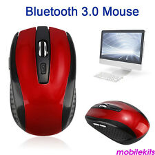 New 2.4G Wireless Mini Bluetooth Mouse 1600DPI for Macbook Laptop Notebook PC US