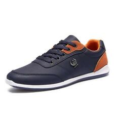 Merkmak Red Shoes Men Suede Causal Shoes Men Sport Fashion Man Casual Breathable