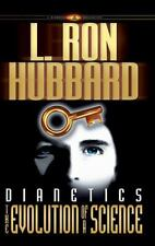 Dianetics : The Evolution of a Science by L. Ron Hubbard (2002, Hardcover) NEW
