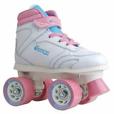 Chicago Girl's Sidewalk Roller Skates
