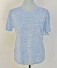 J. Crew Italian Featherweight Cashmere Pocket T-Shirt NWT Size: XSmall