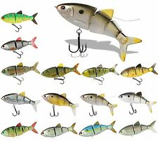 "SPRO Swimbait BBZ-1 4"" 10cm floating/slow sink/fast sink All Colours Wobbler"