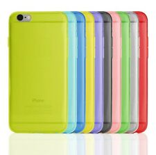 """Soft Ruuber Gel TPU Silicone Back Case Cover Skin For 4.7"""" Apple IPhone 6 6s"""