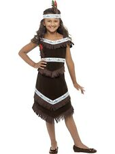 Native American Indian Girl Child Costume