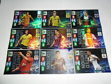 Panini Adrenalyn XL Champions League 2013/2014 Rare Limited Edition Cards