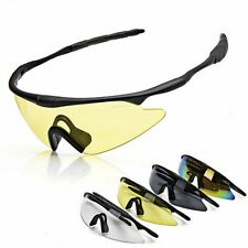 Shooting Hunting Glasses Outdoor Sport Goggle Motorcycling Cycle Airsoft Safety!