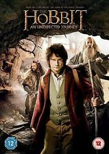 NEW - THE HOBBIT - AN UNEXPECTED JOURNEY [DVD]