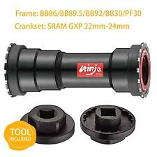 Threaded Ceramic Bottom Bracket For SRAM Fit Road-MTB BB86/BB30/PF30 TOKEN BB