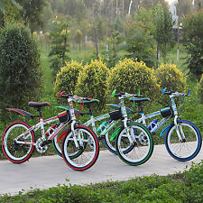 20 inch Kids Mountain Bike ,7 Speed MTB ,Front V-brakes ,Rear Disc Brake