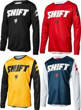 Shift Racing Mens Whit3 White Label Ninety Seven MX Jersey