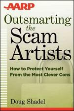 OUTSMARTING THE SCAM ARTISTS - SHADEL, DOUG - NEW PAPERBACK BOOK